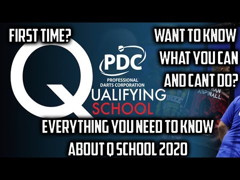 EVERYTHING you need to know about Q-SCHOOL 2020 - Alcohol, Dress Code, Venue, DRA Rules Ect.