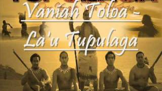 Vaniah Toloa - La'u Tupulaga