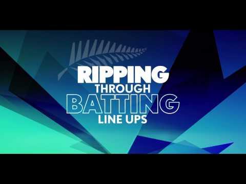ICC Cricket World Cup 2015 - Team New Zealand