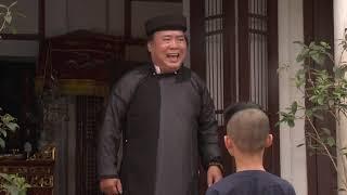 Phim Hài Dân Gian Mới Nhất - Thầy đồ dậy học - Tập 03 - Luân Chuyển   Bùi Bài Bình, Thanh Tú