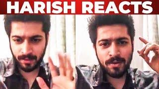 Harish Kalyan REACTS to Piracy! | Ispade Rajavum Idhaya Raniyum