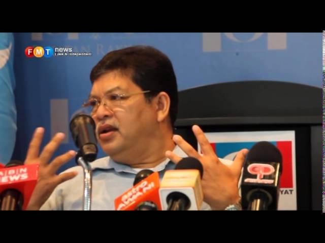 Kongsi gelap dalang kekecohan pemilihan PKR