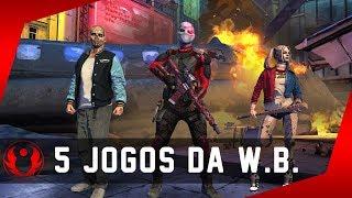 TOP 5 JOGOS LEVES DA WARNER BROS HD PARA ANDROID | .:GAMERTECH:.