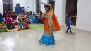 Dance Cover on Radha Nachegi Saudagar