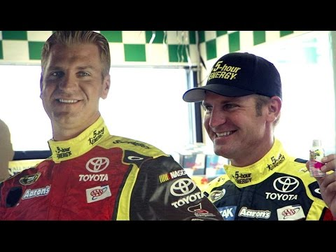 The F-Post goes undercover with Bowyer