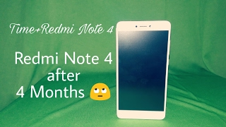 Redmi Note 4 Review after 4 months of usage