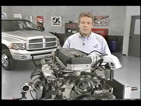 Dodge Ram/Cummins 5.9L High Pressure Common Rail Diesel Engine Part 1 of 4