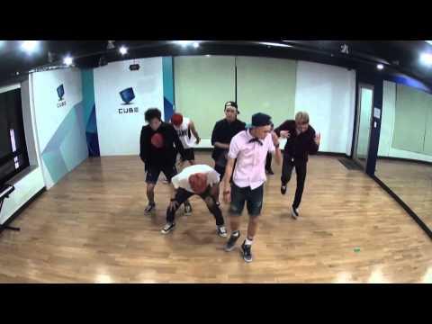 Btob - 스릴러 (choreography Practice Video) video