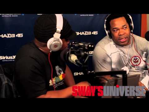 Part 3: Busta Explains How Diddy & Q-Tip Impacted His Rap Style & When He Release His New Album