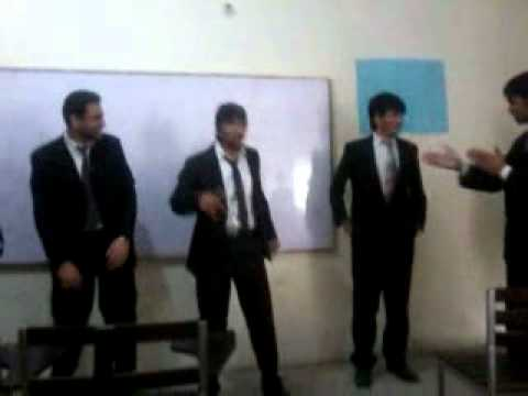 Muslim College Funs video