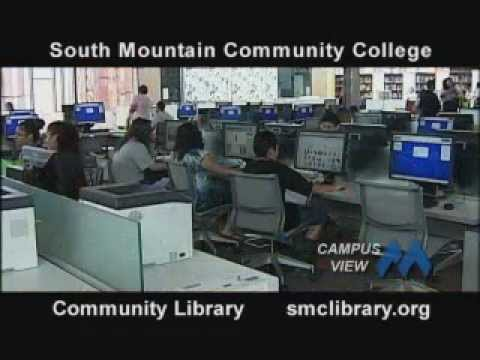South Mountain Community College Library