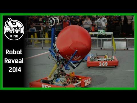 FRC Team Under Control 1156 2014 Robot: Goliath