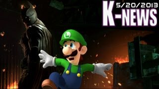 K-News - Nintendo Direct Recap and Roger Craig Smith is Batman?