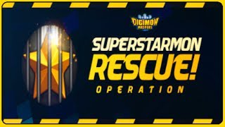 [GDMO]: SUPERSTARMON RESCUE EVENT & ANTI-MACRO UPDATED!!! (Updates & Events - July 2017)