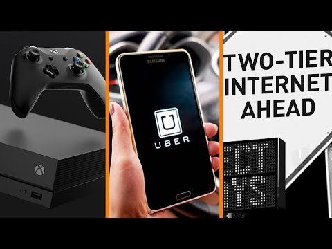 Xbox's Big Comeback + Uber Uses Hackers to Cover Up Hack + PANIC ABOUT NET NEUTRALITY NOW - The Know