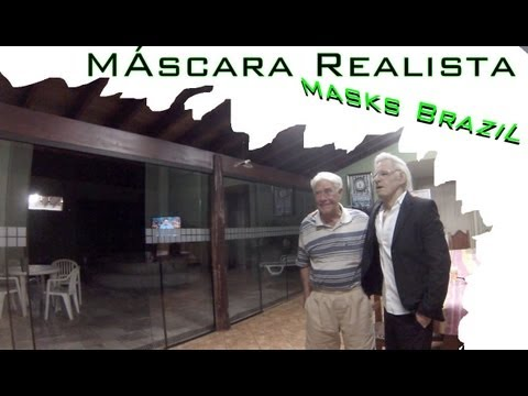 Mascara Realista Spfx Masks The Businesman Prank video