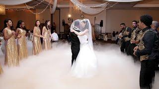 Best Ethiopian-American Wedding: Kristen & Yohanes