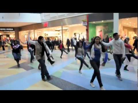Chammak Challo Flashmob - Berlin video