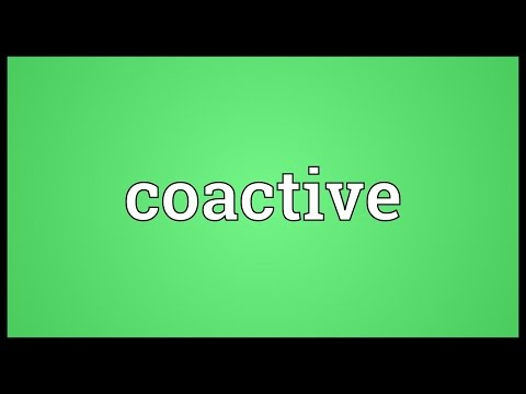 Header of coactive