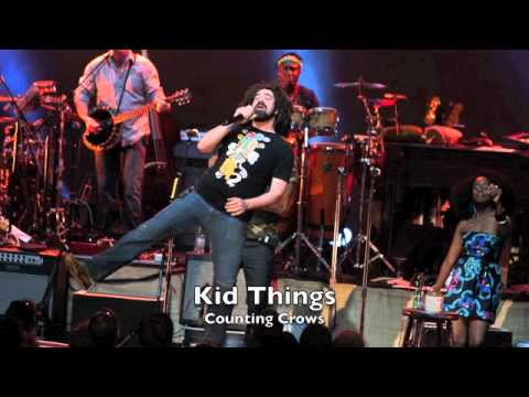 &quot;Kid Things&quot;- Counting Crows