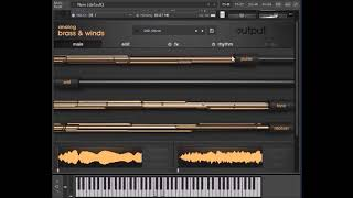 ANALOG BRASS AND WINDS by Output - Simply A Beautiful Instrument
