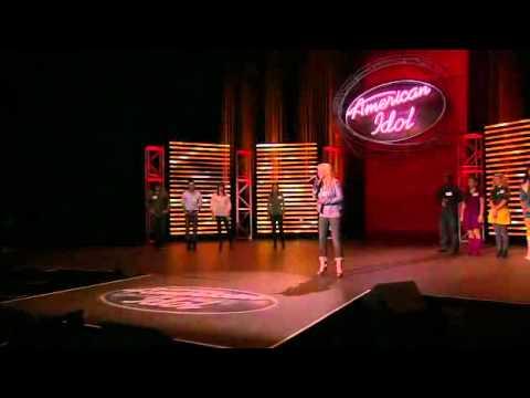 American Idol 2011 Hollie Havanagh Hollywood Round