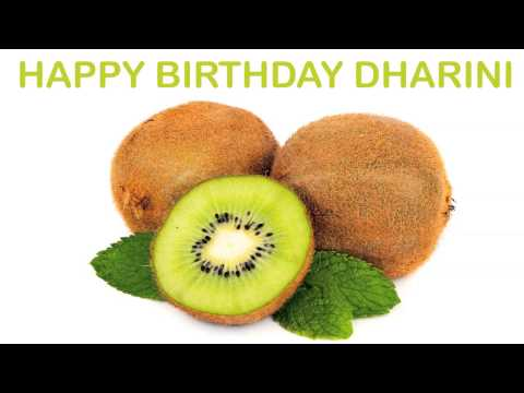 Dharini   Fruits & Frutas - Happy Birthday
