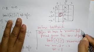 N Queen Problem | Backtracking Algorithm | Design & Algorithms | Lec-53 | Bhanu Priya