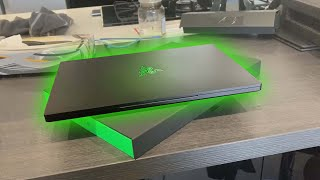 THE BRAND NEW 2019 RAZER LAPTOP!