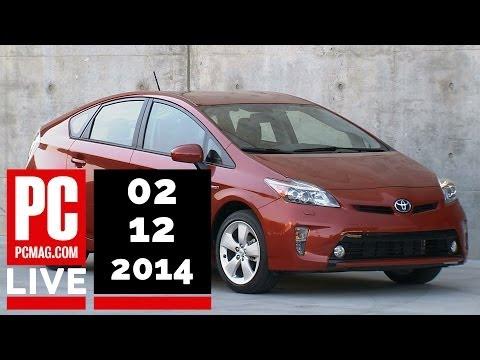 PCMag Live 02/12/14: Toyota Prius Recall & Flappy Bird Malware