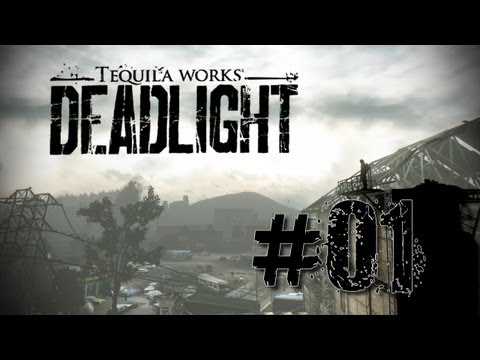 Deadlight #01: Willkommen in der Endzeit [Let's Play | Deutsch | HD]