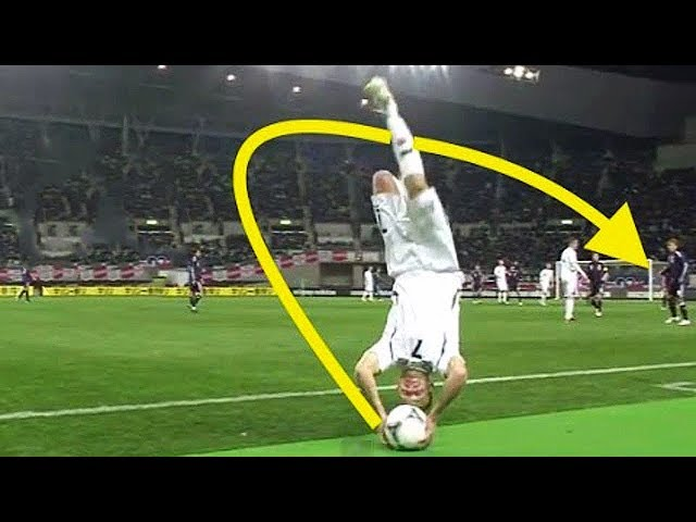 Top 10 Ridiculous Goals In Football