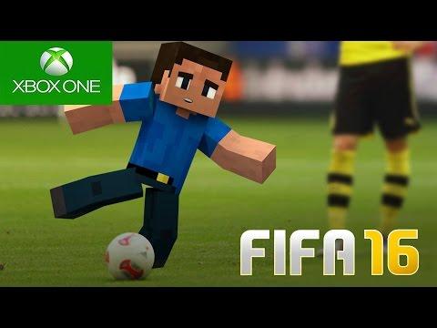 MINECRAFT MELHOR QUE FIFA !!! - FIFA 16 - Modo Carreira #127 [Xbox One]