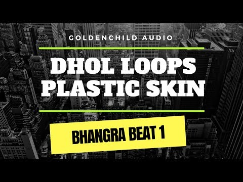 Dhol loops & Bhangra loops - Bhangra Beat Volume 1 (Audio Demo...