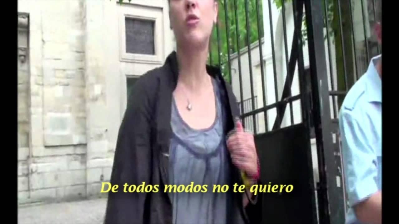 zaz je veux spanish subtitles youtube