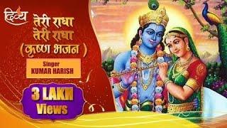 Teri Radha Teri Radha   Beautiful Hindi Bhajan, Radha Krishna   Channel Divya