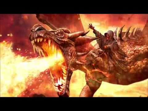 BLOODBOUND - War Of Dragons (2017) / official lyric video / AFM Records