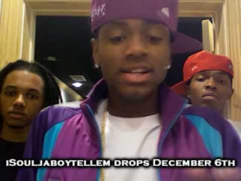 RealTalkNY.net: Soulja Boy Responds To Former SODMG Member Stealing 45k