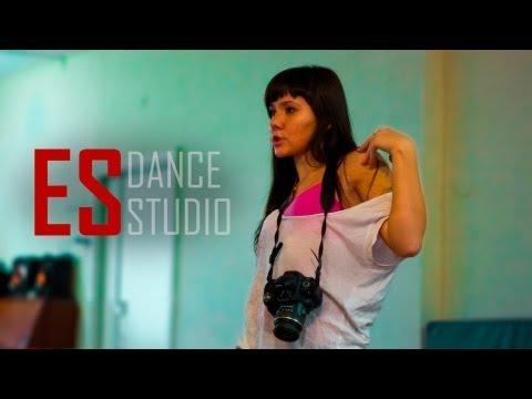 ES Dance - Backstage с Фотосессии для Портфолио