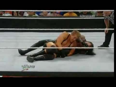WWE Raw 19/4/10 Undertaker VS Jack Swagger Part 2 Video