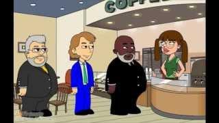 TD Jakes At Starbucks