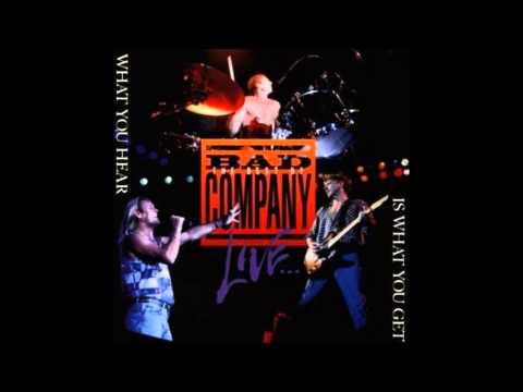 Bad Company - Burning up