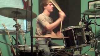 Breaking Benjamin- Breath drum cover