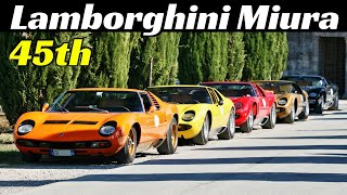 lamborghini miura svj w ansa exhaust sound. Black Bedroom Furniture Sets. Home Design Ideas