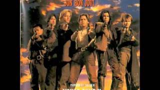 Watch Bon Jovi Justice In The Barrel video