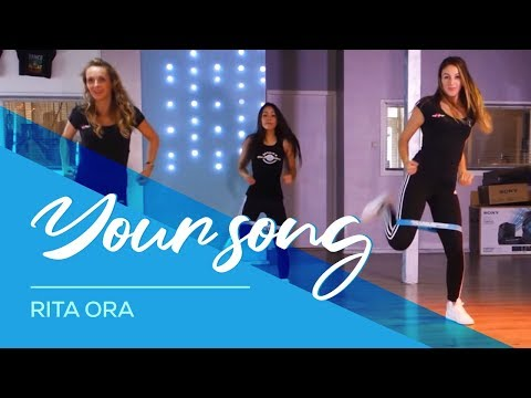 Rita Ora - Your Song - Cover by FriedDman - Legs & booty exercise
