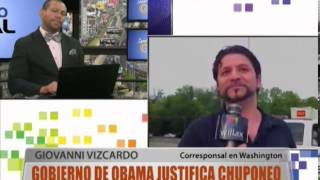 Gobierno De Obama Justifica 