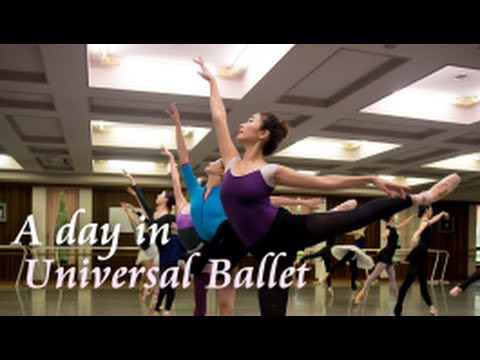 Ballet Backstage in Seoul - A day in Universal Ballet