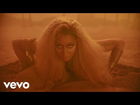 Nicki Minaj - Ganja Burn