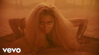 Clip Ganja Burns - Nicki Minaj